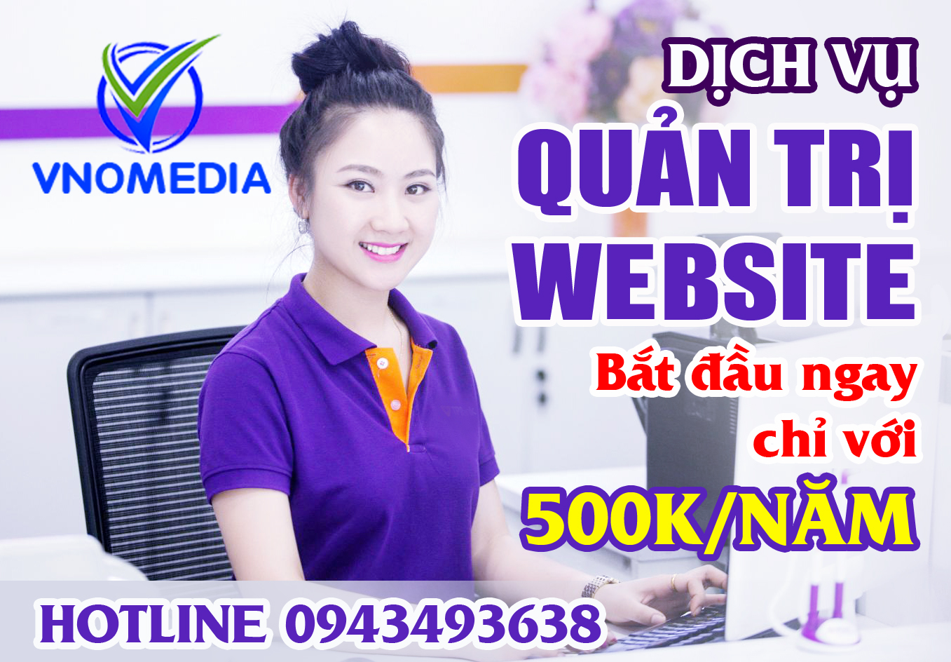 Dich vu quan tri Website